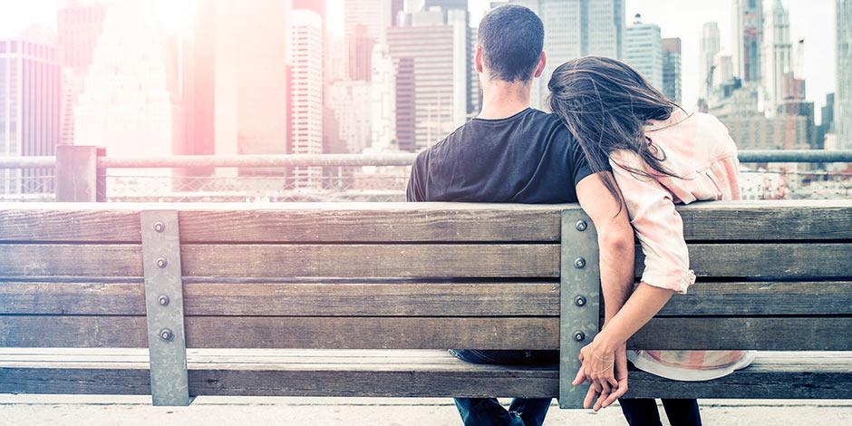 eksempel på relativ datering