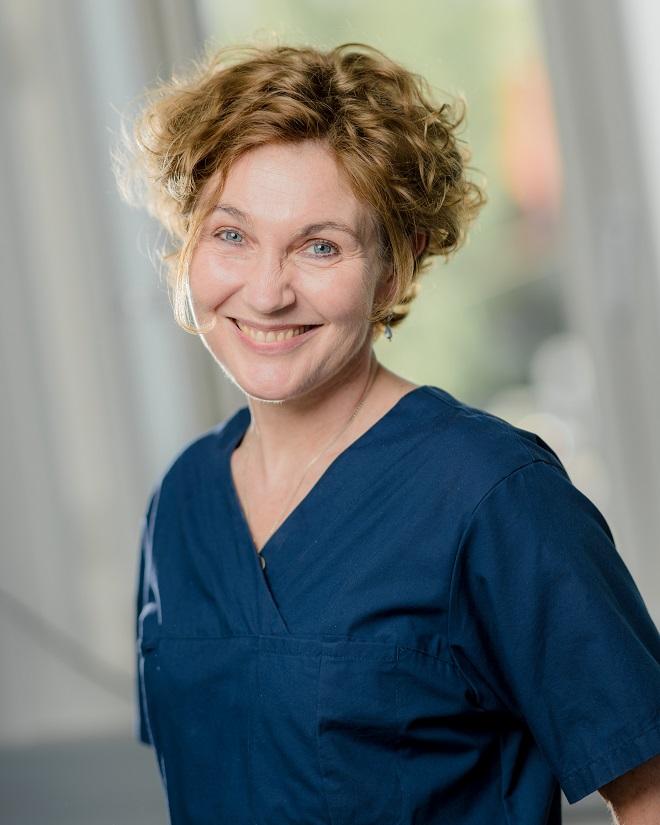 kvinnelig gynekolog bergen